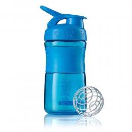 Шейкер Blender Bottle SportMixer 591 мл (бирюзовый)