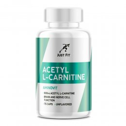 Acetyl L-Carnitine 500 mg 75 капc