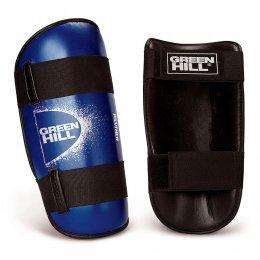 Защита голени Green Hill Panther (синий)