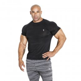 Футболка Kevin Levrone T-shirt 01 LM Compression (чёрный)