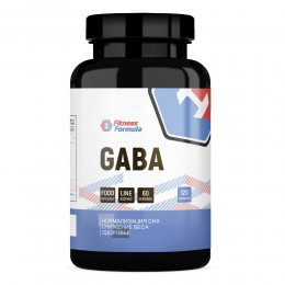 GABA 750 mg 60 капс