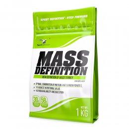 Mass Definition 1000 гр