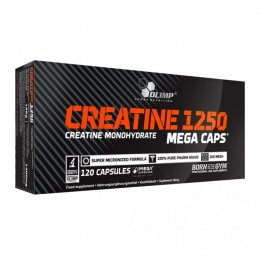 Creatine 1250 Mega Caps 120 капс