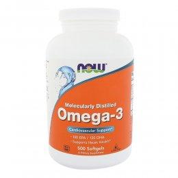 Omega-3 1000 mg 500 капс
