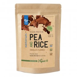 Pea & Rice Vegan Protein 500 гр