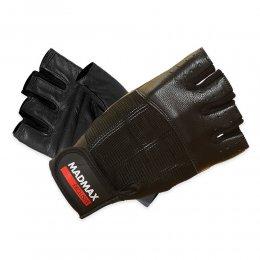 Перчатки мужские Mad Max Clasic (чёрный)