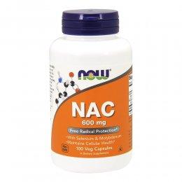 NAC 600 mg 100 капс