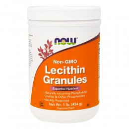 Lecithin Granules 454 гр